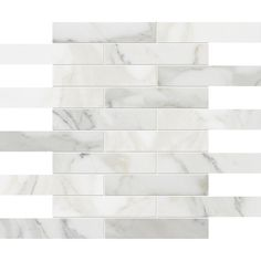 http://www.marblesystems.com/product/calacatta-gold-honed-1-1-4x6-marble-mosaics-12x12/