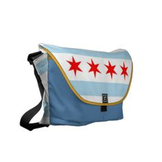 Shop Chicago Flag Messenger Bag created by OakStBeach. Pack Your Bags, My Bags, Purses And Bags, Custom Messenger Bags, Messenger Bag Men, Fabric Purses, Fabric Bags, What In My Bag, Chicago
