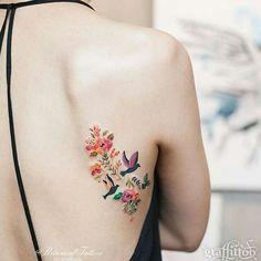 @graffittoo #botanicaltattoo #botanicaltattoos #flowertattoo #floraltattoo #naturetattoo #birdtattoo #tinytattoo #tattoosforgirls #inkedgirls #inkedmag #inkedmodels #tattooistartmagazine #tattoosnob #skinartmag #tattooworkers #tattoolife