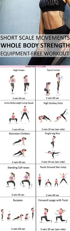 Full Body Tone and Strengthen: Bodyweight Home Workout to Melt Fat and Build Toned Muscle - Transform Fitspo Jump Squats, Yoga For Weight Loss, Waist Training, Fitness Tips, Fitness Motivation, Sport, Transformation Body, Lose Belly Fat, Excercise