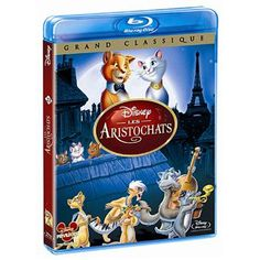 Unvaulted: Disney Movie Rewards France Lets Members Pick 'The Aristocats' And Dalmations' Blu-ray Covers (Read Film Disney, Disney Movies, Disney Movie Rewards, Son Chat, 101 Dalmations, Matou, Aristocats, Blu Ray, Travel Items