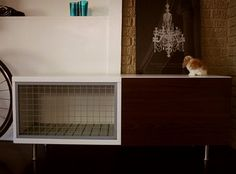 9. Ikea Bunny Home - 9 More Adorable Pet Crafts ...
