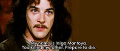 """My name is Inigo Montoya..."" .gif @Mashable"
