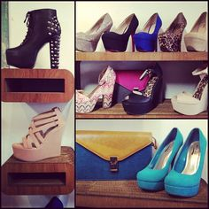 Shoes! Shoes! Shoes! We can't get enough!