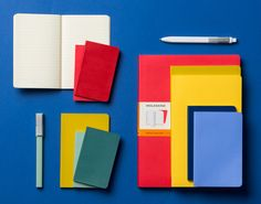 Ideas with wings: New Volant journals - Moleskine ®