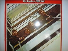 At £16.89  http://www.ebay.co.uk/itm/Beatles-1962-1966-Gate-Fold-2-LP-Apple-PCS-7171-Stunning-Condition-Nr-Mint-/251143631702