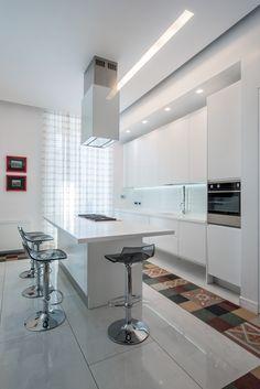 Come dividere in modo semplice il soggiorno dalla cucina | Pinterest ...