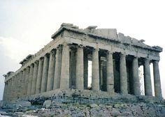 パルテノン神殿 - ギリシャ,アテネ / Partenon - Greece,Athens