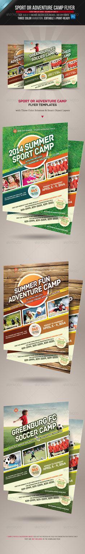 Kids-Easter-Camp-posterjpg 455×648 pixels Crianças Pinterest - soccer flyer template