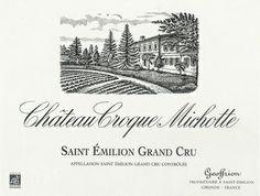 Saint émilion - Croque Michotte