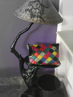 An explosion of colors! leather clutch with multicolored patches  and studs. Size: 33 cms x 48 cms Price : Rs 4500 For details of the products and to place an order, you can whatsapp on 9999968917, +34630292108 or email at veralikasingh@hotmail.com or maddy_rawat@hotmail.com.