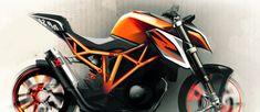 Design Sketch :: KTM 1290 Superduke By Kiska Transportation