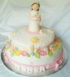 ideas para mi tarta de primera comunión