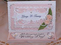 A Wedding card.