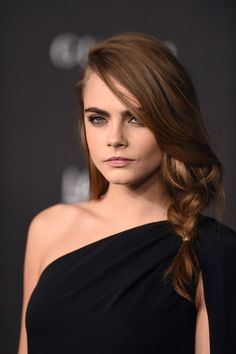 Cara Delevingne attends the 2014 LACMA Art + Film Gala presented by Gucci at LACMA in Los Angeles, CA on November 1