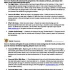 I do a two part unit on the American Revolution. Students complete projects that correspond with the objectives of the unit.This project is in ...