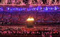 Beautiful. | 35 Times You Totally Lost Your Shit Watching The London 2012 Opening Ceremony
