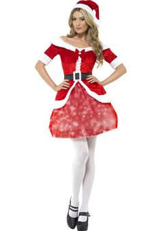 Ladies+Light+Up+Santa+Costume,+Miss+Santa+Fancy+Dress+-+Christmas+Costumes+at+Escapade™+UK+-+Escapade+Fancy+Dress+on+Twitter:+@Escapade_UK