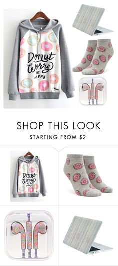 """""""donut pj's"""" by shegotswag-1 on Polyvore featuring Forever 21 and Hot Topic"""