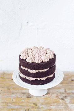 Tarta de Chocolate, Canela y Calabaza - Megasilvita