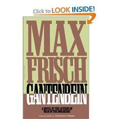 Gantenbein (Harvest/HBJ Book): Max Frisch