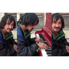 Amazing! 43-year-old homeless man plays a worn out piano beautifully with a piece he himself wrote. http://viral4real.com/2014/11/01/amazing-43-year-old-homeless-man-plays-a-worn-out-piano-beautifully-with-a-piece-he-himself-wrote/  ************************************************* www.AlexWYoungMusic.com (703) 864-7158  #corporateEvents #receptions #weddingevents #cocktailhours #weddingreceptions #privateparties #churchevents #AlexWYoung #Musician #Reston #OceanCity #Virginia #Maryland…
