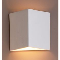 150 watt bulb and wall lighting can be installed with dimmers Around $115