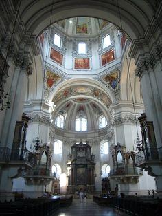 Dom in Salzburg, Austria