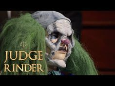 An Evil Clown Is In Court For Terrifying People | Judge Rinder - YouTube