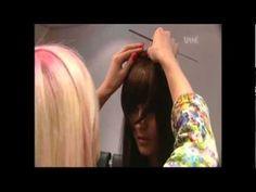Hairspray Clip-in Fringe - Xposé Clip In Fringe, Hairspray, Bangs, Hair Accessories, Watch, Tv, Fringes, Clock, Hair Sprays