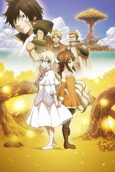 AnimeLab - Fairy Tail - Watch Full Episodes Online for Free