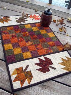 Autumn Leaves Runner