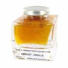 Confiture Abricot vanille - Moulin du calanquet