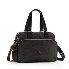 8b8e62361a6dc Kipling July Bag Reisetasche Black