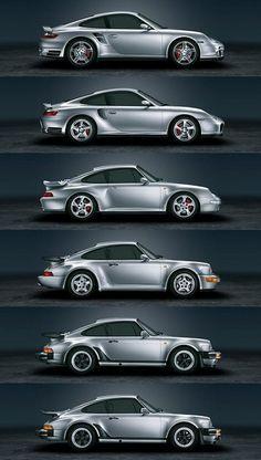 Porsche 911 Turbo evolution. Yes please.