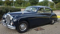 Jaguar Mk 8  by Look Lovely
