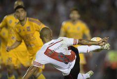 Carlos Sanchez. #Tijera #Crack #Golazo #River
