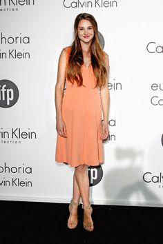 Shailene Woodley in Calvin Klein at the Calvin Klein Women in Film celebration. #CannesFilmFestival