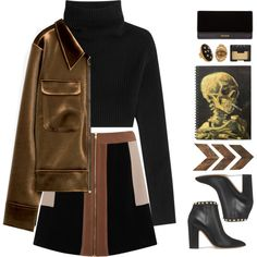 Waiting for the fall by doga1 on Polyvore featuring Valentino, Elvi, Balmain…