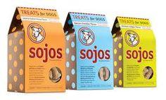Healthy Treats!  Sojos.