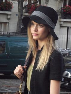 Sombrero para usar diario