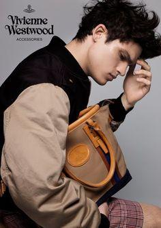 Lucas Mutinelli for Vivienne Westwood Accessories Spring Summer 2012