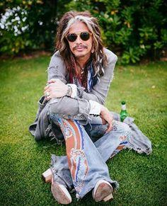 ☮ American Hippie Music ☮ Steven Tyler - Aerosmith