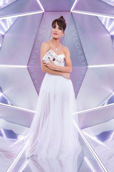 Camila Coelho in Serpenti | Bulgari 5th Ave Grand Unveiling