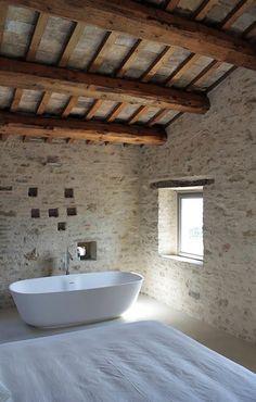 Casa Olivi, Le Marche, Italy. TravelPlusStyle.com