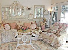 Penny's Vintage Home: Spring Sunroom