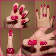 251 Mejores Imágenes De Decoraciones De Uñas Pretty Nails Cute