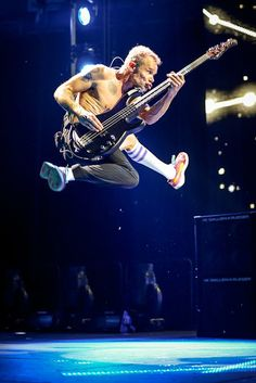 Flea - Red Hot Chili Peppers best bassist alive