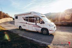 Das passende Reisemobil für Deine Ziele. Egal ob Single, Paar oder Familie - bei SUNLIGHT findest Du das passende Modell -> www.sunlight.de  #Wohnmobil #Reisemobil #Caravan #Wohnwagen #Motorhome #Mobilhome #Campingcar #Husbil #Bobil #Campingvogn #Husvagn #Camping #Caravaning #Reisen
