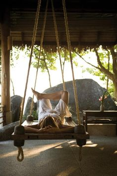 swingin' hammock?
